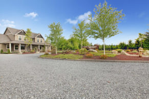 Gravel Driveway In Manchester -Manchester Driveway Pro